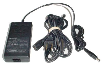 Toshiba Laptop Power on Toshiba Laptop Ac Adapter Power Supply  Pa2430u Or Pa2430ub